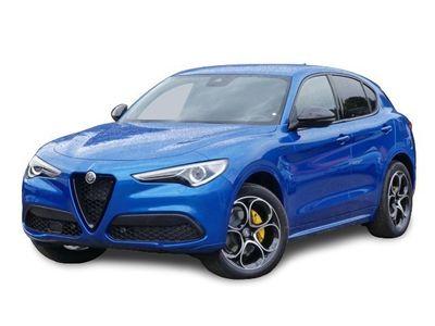 gebraucht Alfa Romeo Stelvio Veloce Q4 2.0T 3D-NAVI ACC KAMERA 20''ALU