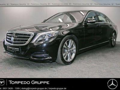 gebraucht Mercedes S600 Limousine lang