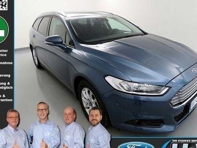 gebraucht Ford Mondeo Turnier 1.5 EcoB Aut. Business Edi (Navi)