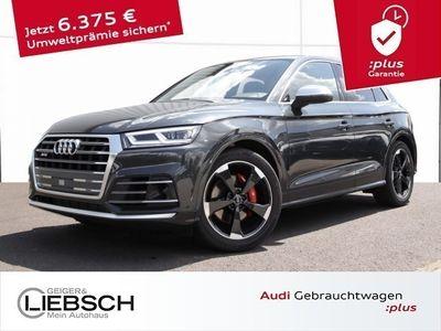 gebraucht Audi SQ5 SQ53.0 TFSI quattro 260 kW (354 PS) tiptronic 8-stufig