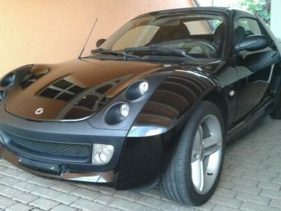 "käytetty Smart Roadster softtouch ""Jack Black"" F1 Schaltwippen"