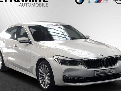 gebraucht BMW 640 Gran Turismo GT xDrive Aut. Glasd LED HUD