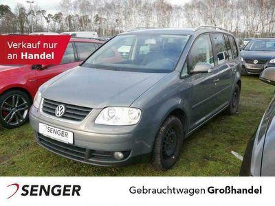 gebraucht VW Touran 1.9 TDI AHK Standheizung Klimaautomatik Fahrzeuge kaufen und verkaufen