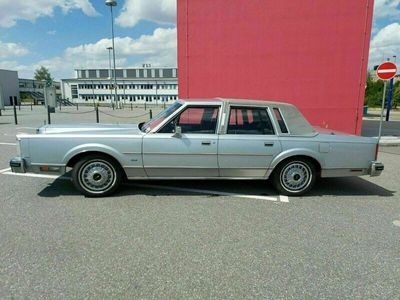 gebraucht Lincoln Town Car - Zulassung - V ... als Limousine in Chemnitz