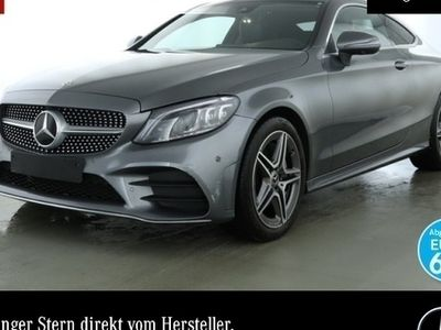 gebraucht Mercedes C300 Cp. AMG Pano Multibeam Burmester COMAND PTS