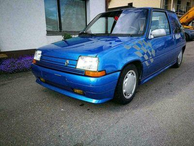 gebraucht Renault R5 GTX