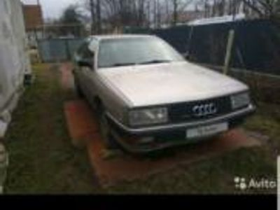 gebraucht Audi 200 QUATTRO TURBO 2.2 motor