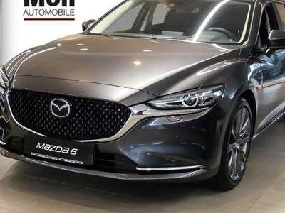 used Mazda 6 'FACELIFT' SKYACTIV-G 194 FWD 6AG SIGNATURE