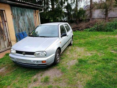 gebraucht VW Golf III Europe Edition 1.8 Benzin Scheckhef...