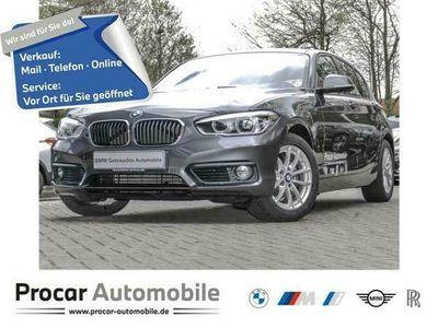 gebraucht BMW 118 d Automatik,NaviBusiness,LED,16''Sitzheizg,TOP