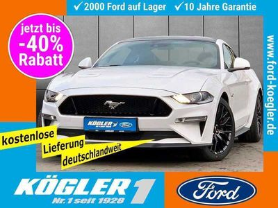gebraucht Ford Mustang GT Cabrio 5.0 Aut./dt. Modell