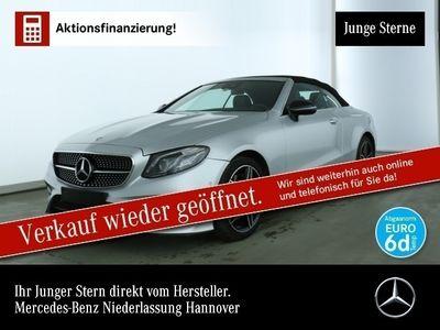 gebraucht Mercedes E350 Cab. AMG WideScreen Multibeam COMAND Night