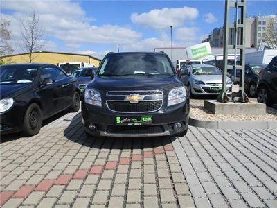 gebraucht Chevrolet Orlando 1.4 LT 7 Sitzer,Klima,Parkpilot,Tempomat