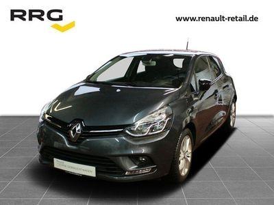 gebraucht Renault Clio IV LIMITED DELUXE 1,2 16V Navigation