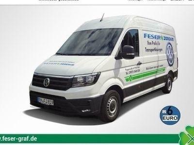 gebraucht VW Crafter 35 2.0 TDI Kasten Hochdach Klima PDC Hol