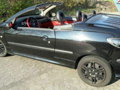 gebraucht Peugeot 206 CC Platinum - TÜV 03/2021- Cabrio -