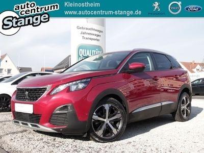 gebraucht Peugeot 3008 Allure BlueHDi 180 Euro 6d-temp 3D-Navi Panorama-S