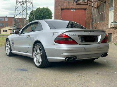 gebraucht Mercedes SL55 AMG MercedesAMG Cabrio