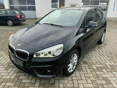 gebraucht BMW 220 i Sport Line ab179€mtl. /Navi/LED/Automatik