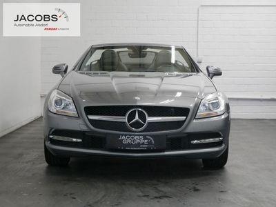 gebraucht Mercedes SLK200 CGI Navi,GRA,Klima,Airscarf