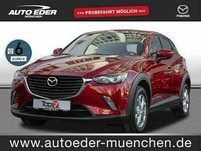 gebraucht Mazda CX-3 2.0 SKYACTIV-G 120 Kizoku Navi, Sitzheizung,