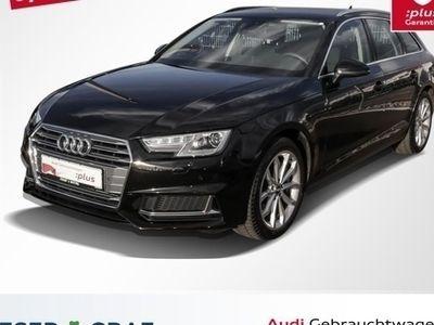 gebraucht Audi A4 Av. 35 TFSI sport S- tronic/AHK/Navi/DWA/DAB