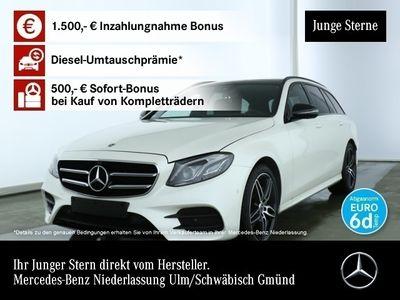 used Mercedes E300 T AMG Night Pano AHK Multibeam 360°