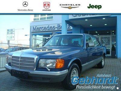 gebraucht Mercedes 500 SE H-Kennzeichen,SSD,Klimaautomatik,