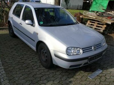 gebraucht VW Golf IV 1.4 ohne TÜV Fahrbereit reserviert