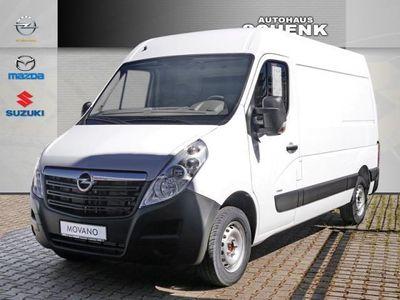 gebraucht Opel Movano Kastenwagen 2.3 CDTI Turbo 92 kW (125 PS) (MT6)