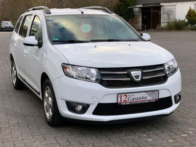gebraucht Dacia Logan MCV II Laureate 90/Navi/Tempomat/PDC