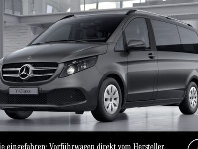 gebraucht Mercedes V220 d Rise 9G Automatik Lang Kamera Navi 7 Sitze