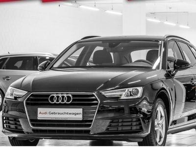 gebraucht Audi A4 Avant 2.0 TDI Einparkhilfe Xenon Navi W-Räder