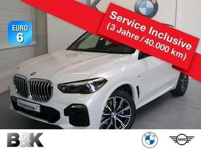 gebraucht BMW X5 xDrive30d M Sportpaket -