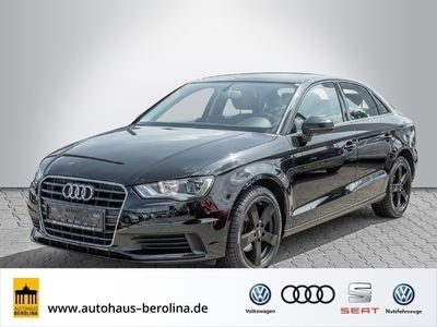 gebraucht Audi A3 Limousine 1.4 TFSI Attraction S tronic *NAVI*