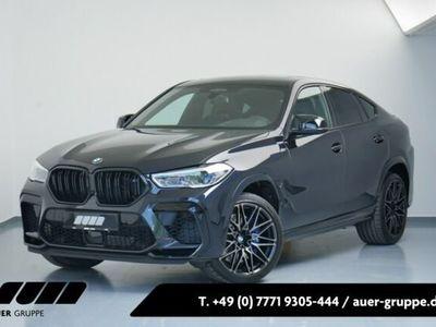 gebraucht BMW X6 M Competition SUV (Navi Pano ACC Leder WLAN)