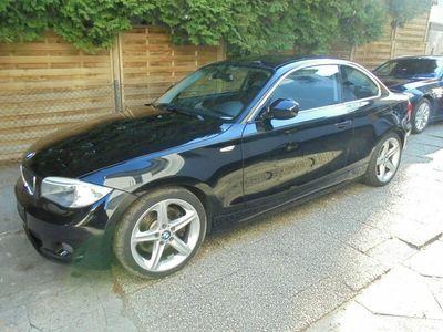gebraucht BMW 123 Coupé d EURO5-Automatik Schaltwippen-8Fach
