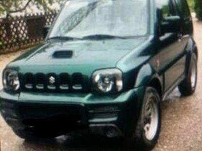 used Suzuki Jimny diesel 4x4