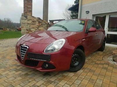 gebraucht Alfa Romeo Giulietta Turismo 1.4 TB Klimaautomatik BOSE