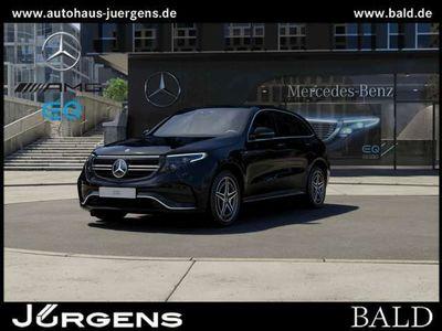 gebraucht Mercedes EQC400 4M Distronic/AHK/Multibeam LED/SHZ