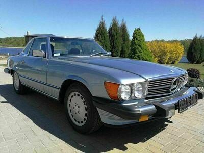 gebraucht Mercedes 560 1987 R107 Mercedes5.5l V8 Hardtop