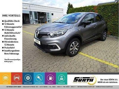 gebraucht Renault Captur CapturExperience 1.2 TCe 120 LED-hinten LED-Tagfahrlicht RDC Klima SHZ Temp AUX
