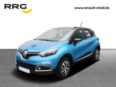 gebraucht Renault Captur EXPERIENCE ENERGY dCi 90 Klimautomatik