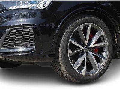 gebraucht Audi Q7 Q760 TFSI e S line 21 S-Sitze AHK PANO HD-MATRIX ACC HuD S line