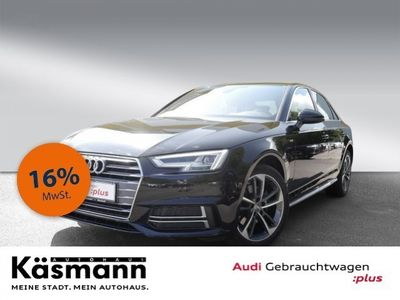 gebraucht Audi A4 Limousine sport 2.0 TDI 110 kW (150 PS) 6-Gang