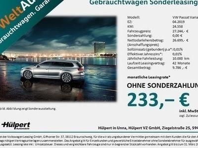 gebraucht VW Passat Variant 2.0 TDI Comfort DSG LED ACC ALU SHZ NAVI PDC