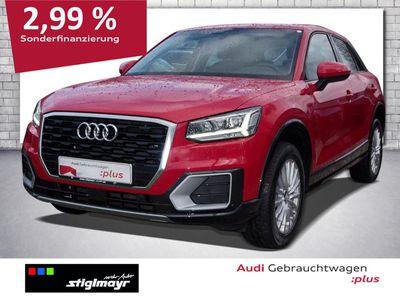 gebraucht Audi Q2 Design 1.4 TFSI COD Alu+LED+PDC