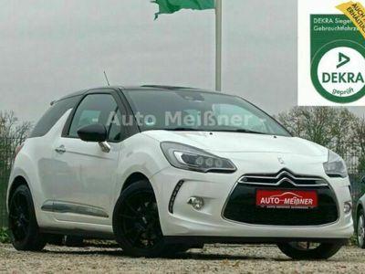 gebraucht Citroën DS3 SportChic * Sitzh. * Navi * Kamera *