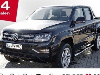 gebraucht VW Amarok 4Motion 3.0 TDI Highline +AHK+Navi Xenon Navi Standheiz GRA LM