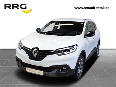 gebraucht Renault Kadjar 1.3 TCE 160 BOSE EDITION SUV